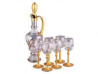 Набор для вина Nb Art Тюльпан 7 пред 615-457