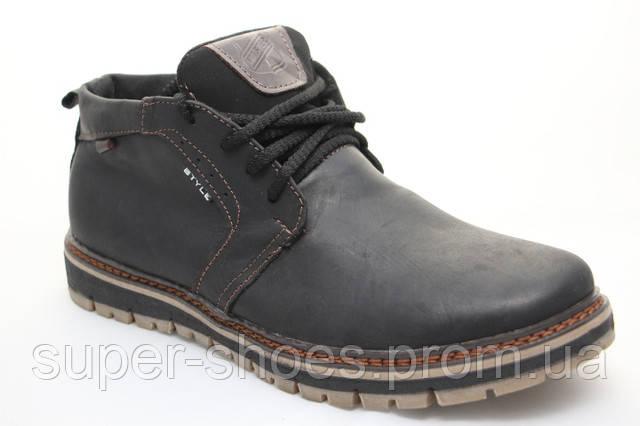 3f356d4e1 Еще больше моделей мужских зимних кожаных моделей ботинок на меху, зимней  детской обуви, женской зимней обуви вы можете посмотреть,заказати, купить  ботинки ...