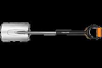 Лопата з заокругленим лезом - Medium Xact ™ Fiskars