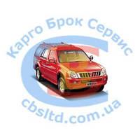 6105120-L00 Ручка наружная передней двери R Pegasus/Shuttle Great Wall/Dadi (Лицензия)