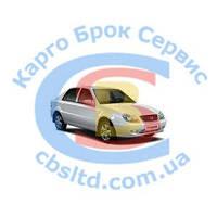 1017001251 Фара п/т передняя левая СК2 Geely/Джили СК-2 (Лицензия) круглая