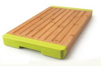 BergHOFF Доска для нарезки хлеба Studio Bamboo 38см 1101705