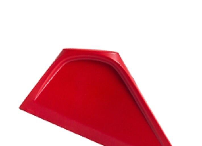Выгонка GT 044 Little Foot красная треугольная  - ООО ЕвроБизнесГрупп в Киеве