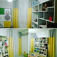 Оформление детской комнаты 11