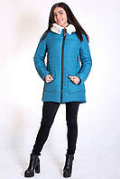 Женская зимняя куртка от украинского  производителя