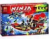 "Конструктор ниндзяго Ninja ""Корабль ""Дар Судьбы"". Решающая битва"" (аналог лего 70738) 1265 деталей"