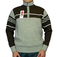 Теплый зимний свитер Turhan