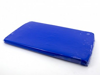 Полімерна глина (термопластика) 250 г 3211 синя