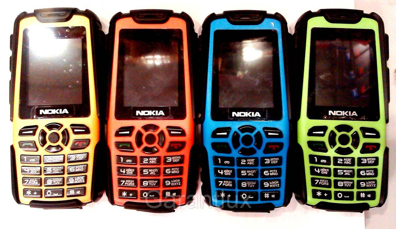 Противоударный водонепроницаемый мобильный телефон Nokia М8 (2 сим карты 2 sim)
