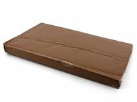 Полімерна глина (термопластика) 250 г 3217 темно-коричнева