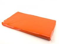 Полимерная глина (термопластика) 250 г 3210 тёмно-оранжевая
