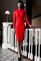 Платье Магик красное