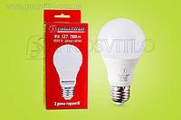 LED-лампа 9ватт Е27 замена лампы накаливания