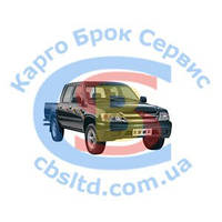 Торсион передней подвески (левый) 2908101-F00 Great Wall Deer (оригинал)