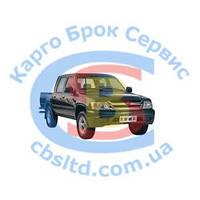 2908117-F00 Кронштейн торсиона левый SAFE/DEER Great Wall/Грейт Вол Сайф/Деер (Оригинал)