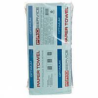 Бумажные полотенца в пачках (V) PRO  160 лист  зеленые