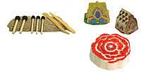Waba Fun. Инструменты для рисования краской Sand Paint