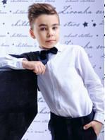 Школьная форма для мальчиковРубашка для мальчика 3617-1/134/ в наличии 134 р., также есть: 134,140,146, Zironka_ЦС