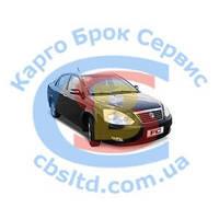1064001643 Сайлентблок задней балки FC/SL (Лицензия) Geely до 2013г