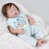 Кукла реборн сплюшка.Кукла,пупс reborn.код 952, фото 1