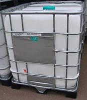 Еврокуб 1000 литров б/у пищевой (идеальное состояние)