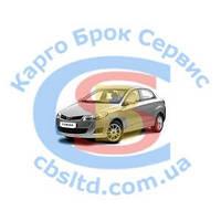 Бампер передний A13-2803500-DQ ZAZ FORZA (Лицензия)