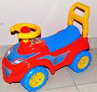 Каталка автомобиль Спайдер Технок красный