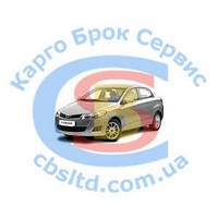 Зеркало заднего вида левое (электр.) с обогревом A13-8202010AB-DQ ZAZ Forza (Лицензия)