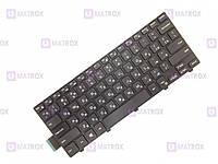 Оригинальная клавиатура для ноутбука Dell Inspiron 14-3000 series, rus, black