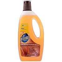 Средство для мытья деревянного пола Пронто 5 в 1