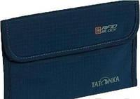 Стильный кошелек Travel Folder RFID B Tatonka TAT 2956.004, цвет Navy (синий)