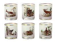 Набор стаканов Nb Art Охота 6 штук 615-4201