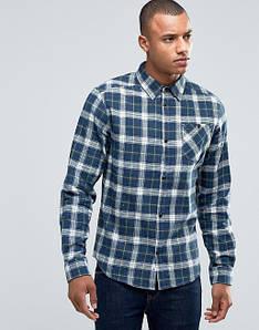 Мужская рубашка D-Struct - Cole Flannel Check Shirt  (чоловіча сорочка)