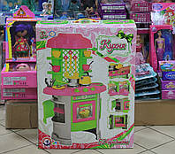 Кухня детская для девочки, кухонный игровой набор тм ТехноК