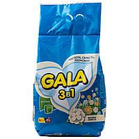 Стиральный порошок  Gala  автомат, 3 кг Весенняя свежесть