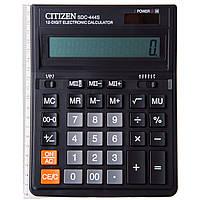 Калькулятор Citizen SDС 444