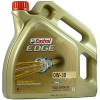 Синтетическое масло CASTROL EDGE TD 0W-30 4 L