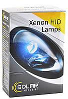 Ксеноновые лампы Solar H11 6000K