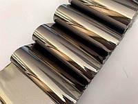 "Фольга для литья ""Dark silver"" №1"