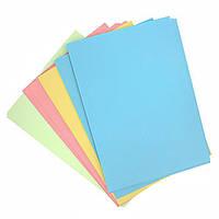 Цветная бумага пастельного оттенка для принтера А4  г/м² 80