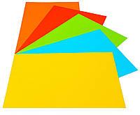 Неоновая цветная бумага для декора  А4  г/м² 80