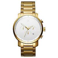 Часы мужские MVMT CHRONO LUNAR/GOLD