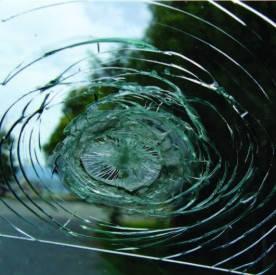 Защитная пленка для лобового стекла ClearPlex (США) 0,91м, фото 2