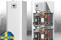 Современные технологии с тепловыми насосами воздух-вода CTC, Швеция