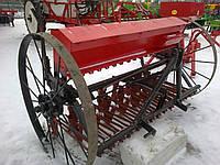 Сеялка б/у 1,5 м для мини трактора