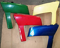 Ресничка (накладка) фары на Volkswagen Crafter 2006-2012