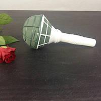 Оазис микрофон (флористическая пена)