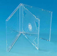 СД 2 Jewel Box clear (прозрачный)