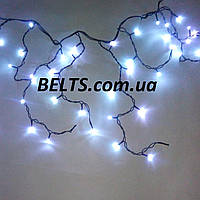 Гирлянда Бахрома 480 LED 3м  на 0,65 (штора разноцветная)