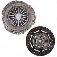 Комплект сцепления (без подшипника) 1.4-1.6-1.8 ZETEC Ford Focus 98-04 | LUK 622 2414 09 LUK